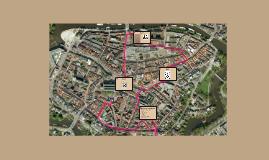 Middeleeuwse stadswandeling
