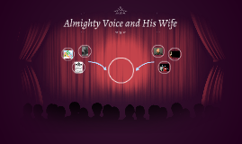 Almighty Voice and His Wife