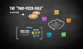 "The ""two-pizza rule"""
