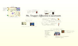 Ms. Trupp's Effective Classroom
