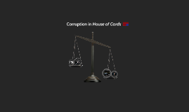 Corruption in House of Cards