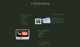 Can cyberbullying effect behavior and personality