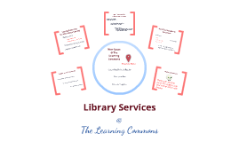 Library Services @ the Learning Commons