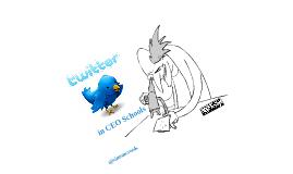 Copy of Twitter in CEO Schools