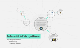 The Bureau of Alcohol, Tobacco, and Firearms