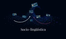 Socio-lingüística