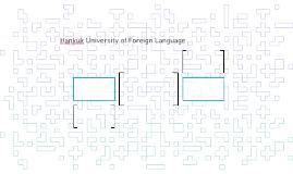 Hankuk University of Foreign Language