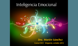 Copy of Copy of Inteligencia Emocional