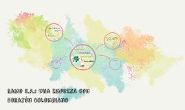 Copy of Ramo S.A.: Una Empresa con Corazón Colombiano
