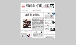Policía del Estado Táchira