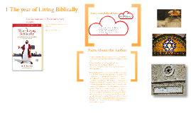 The Year of Living Bibically