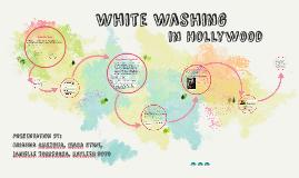 White Washing in Hollywood