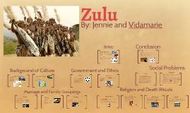 Zulu People Anthropology