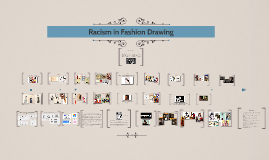 Racism in Fashion Drawing
