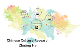 Chinese Culture Research