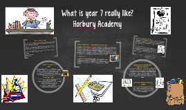 What is year 7 really like?