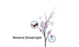 English 7 (Koch) 2015-2016