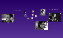 Kurt Vonnegut & Alice Walker