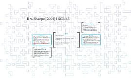 R v. Sharpe [2001] 1 SCR 45