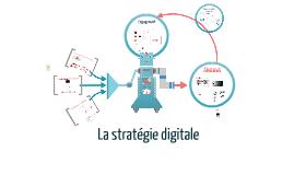 La stratégie digitale