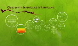 Oparzenia termiczne i chemiczne
