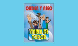 PROGRAMA DE ORDEN Y ASEO  5S