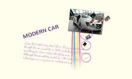 Copy of MODERN CAR