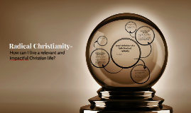 Radical Christianity-