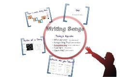 Songwriting Workshop!