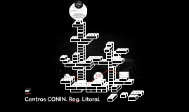 Centros CONIN. Reg. Litoral