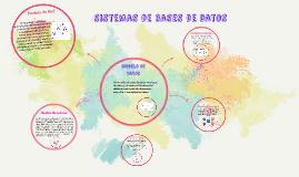 Copy of sistemas de bases de datos