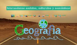 Copy of interacciones sociales, culturales y económicas