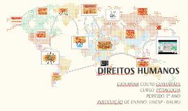 Copy of DIREITOS HUMANOS