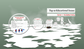 Top 10 Educational Issues