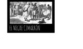 EL NEGRE CIMARRON