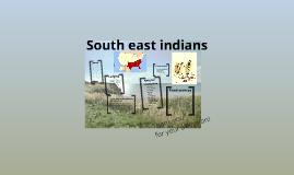 Cassi M. Kateri P. Levi H. Anthony G. Southeast Indians