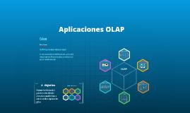 Aplicaciones OLAP