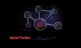 Copy of Internet Providers