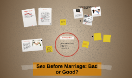 Sex Before Marriage: Bad or Good?