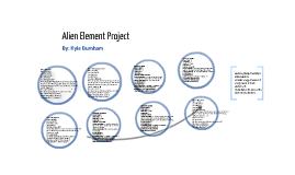 Alien Element Project