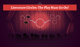 Literature Circles: The Play ,ust Go On!