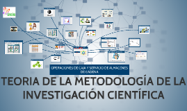 Copy of TEORIA DE LA METODOLOGIA DE LA INVESTIGACION CIENTIFICA