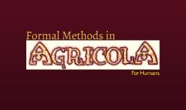 Formal Methods for Humans