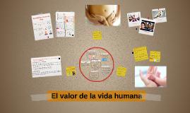 Copy of El valor de la vida humana