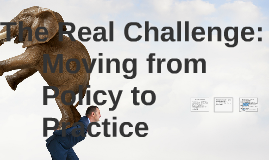 The Real Challenge: