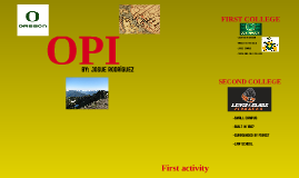 OPI Trip