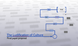 Ludification of Culture paper proposal