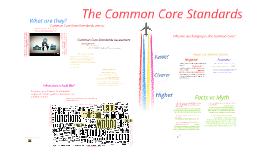 Common Core Standards, Raising Student Achievement