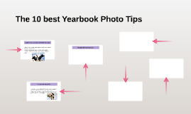 The 10 best Yearbook Photo Tips
