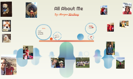 All about Me-by: Morgan